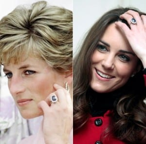 Diana and Kate